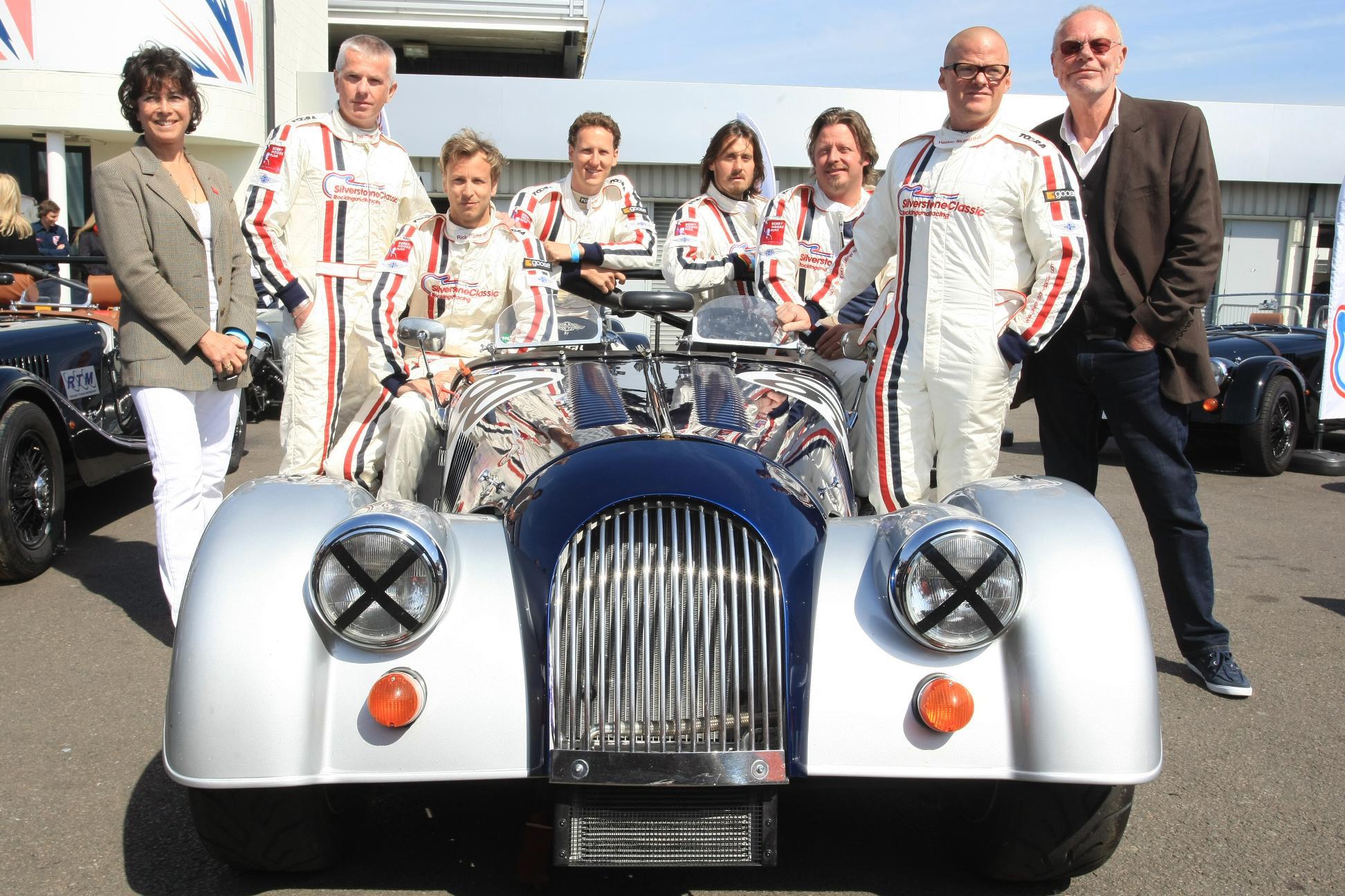 2011 Silverstone Classic