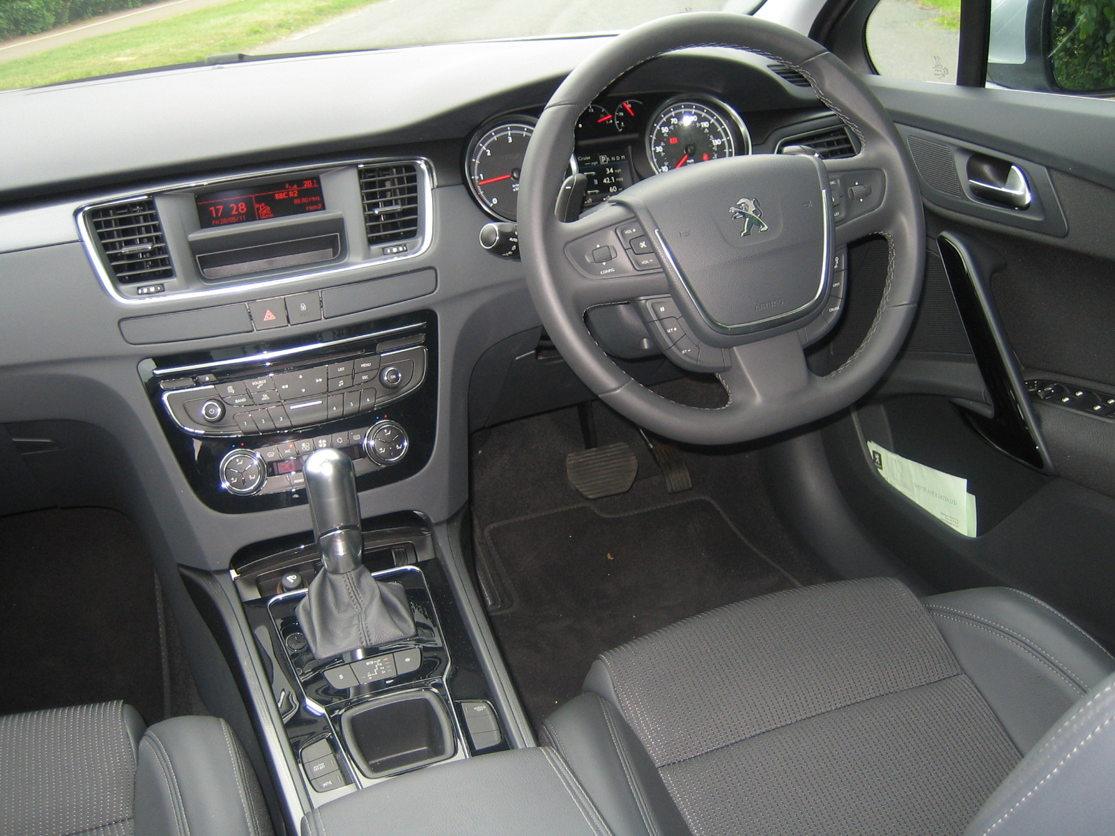 Peugeot 508 Sw Makes A Big Impression Wheel World Reviews