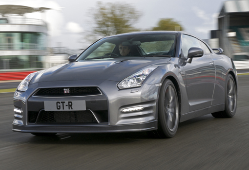 The 2012 Nissan GT-R