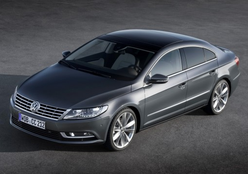 The new Volkswagen CC