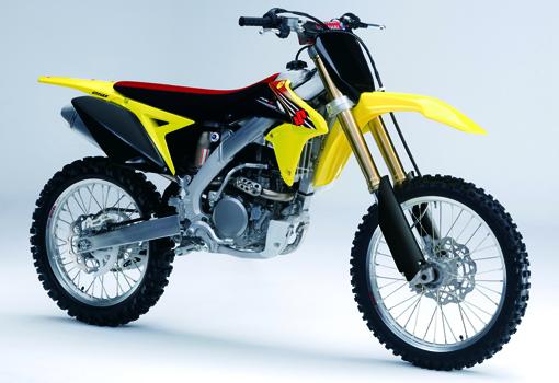 The 2012 Suzuki RM-Z250