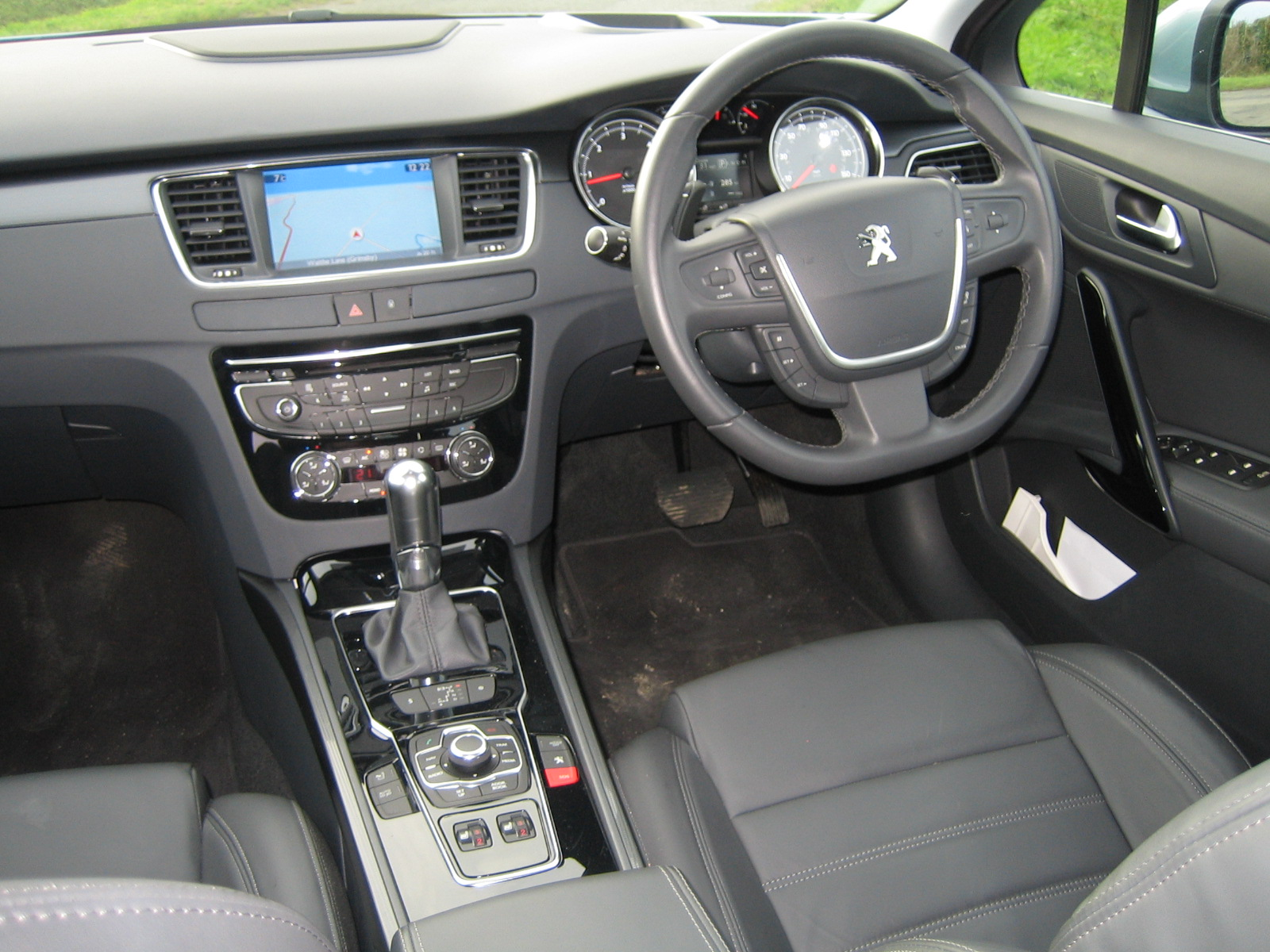 100 peugeot 508 interior 9 images of peugeot 508 sw for Interior 508 peugeot