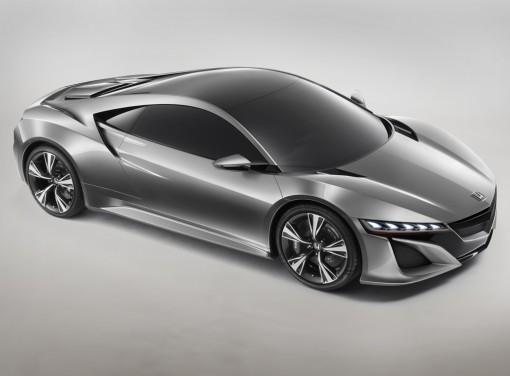 Honda's NSX Concept