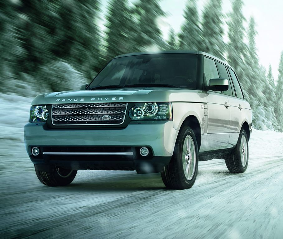 As If The Range Rover Wasn't Special Enough...