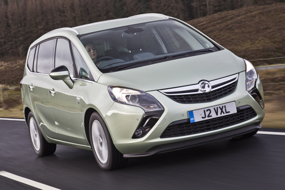 zafira tourer adds to vauxhall's mpv line-up - wheel world reviews
