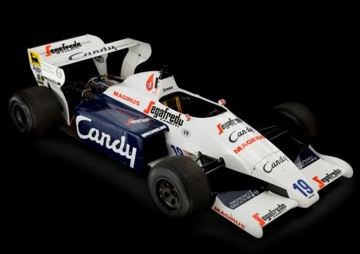 Toleman F! car