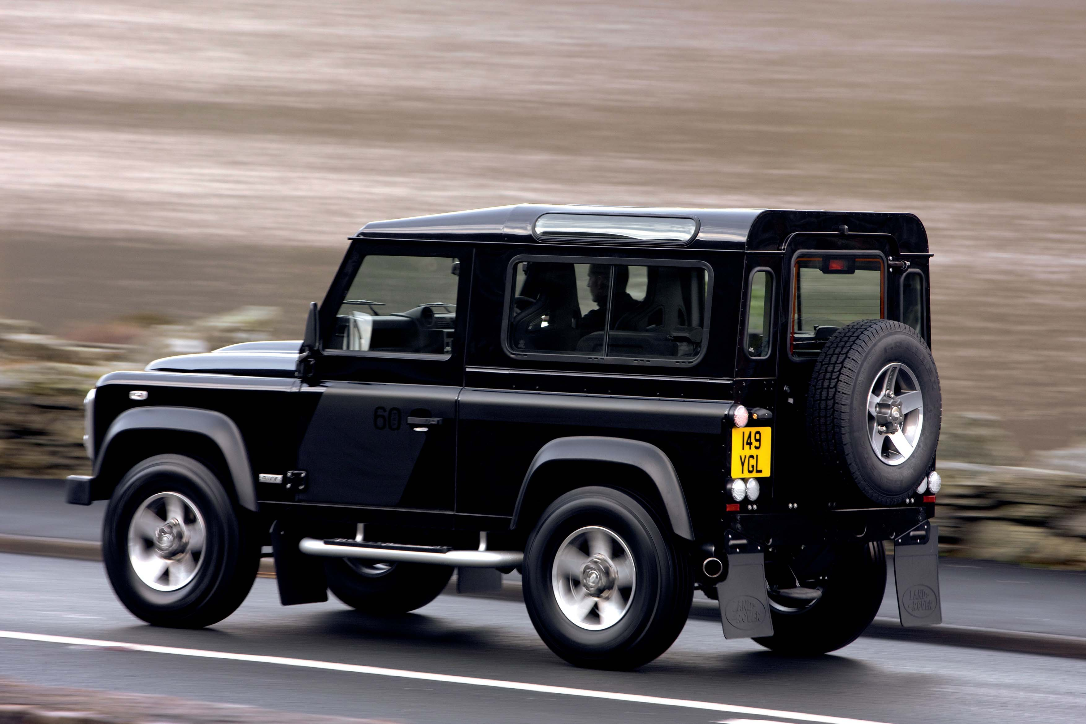 cornwall used specialist land tdi steve defender landrover rover vehicles independent toyer