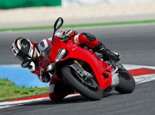 Ducati at Donington