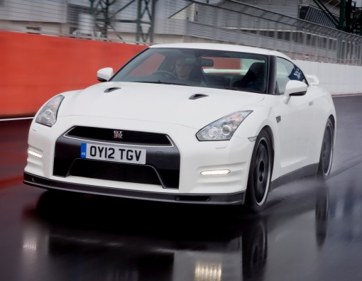 GT-R Track Pack