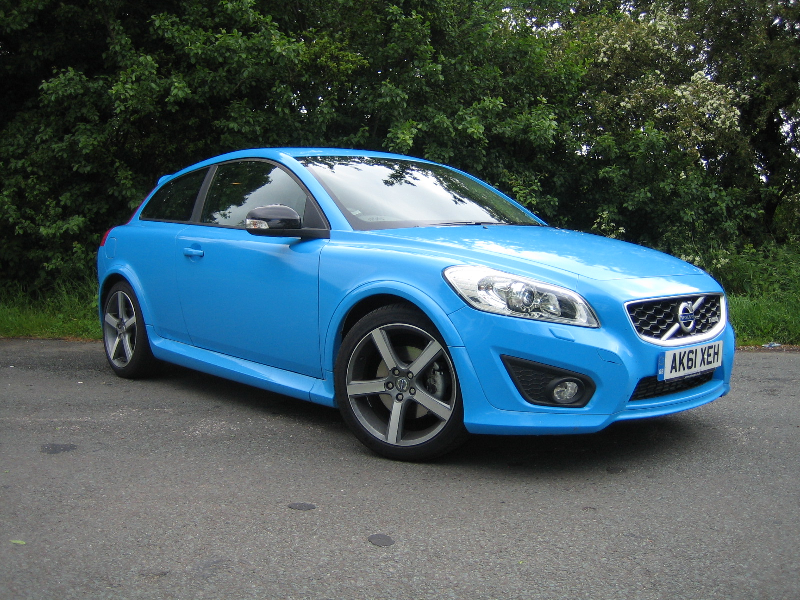 volvo c30 t5 polestar 058 wheel world reviews. Black Bedroom Furniture Sets. Home Design Ideas
