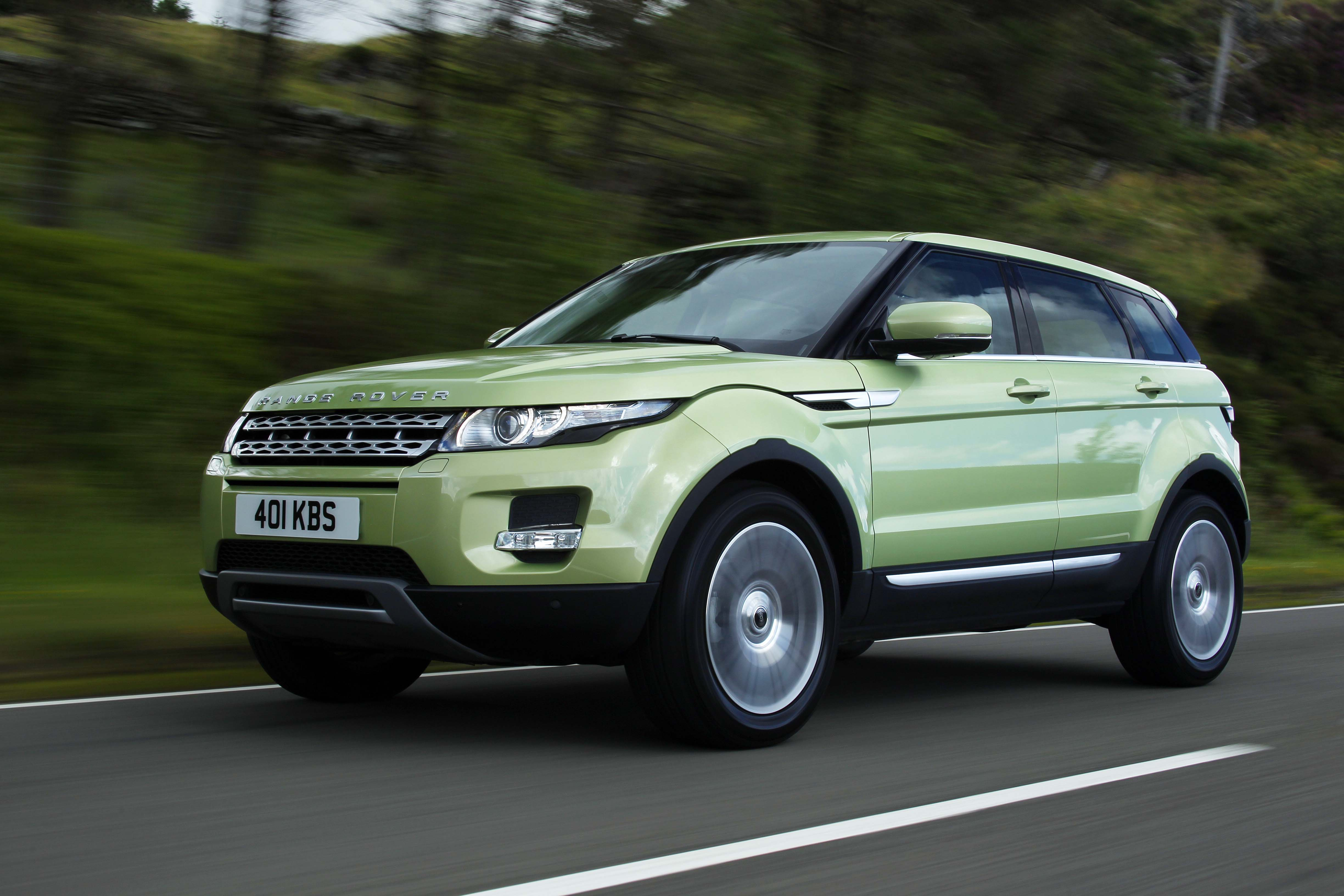 road test of range rover evoque prompts strong reactions. Black Bedroom Furniture Sets. Home Design Ideas