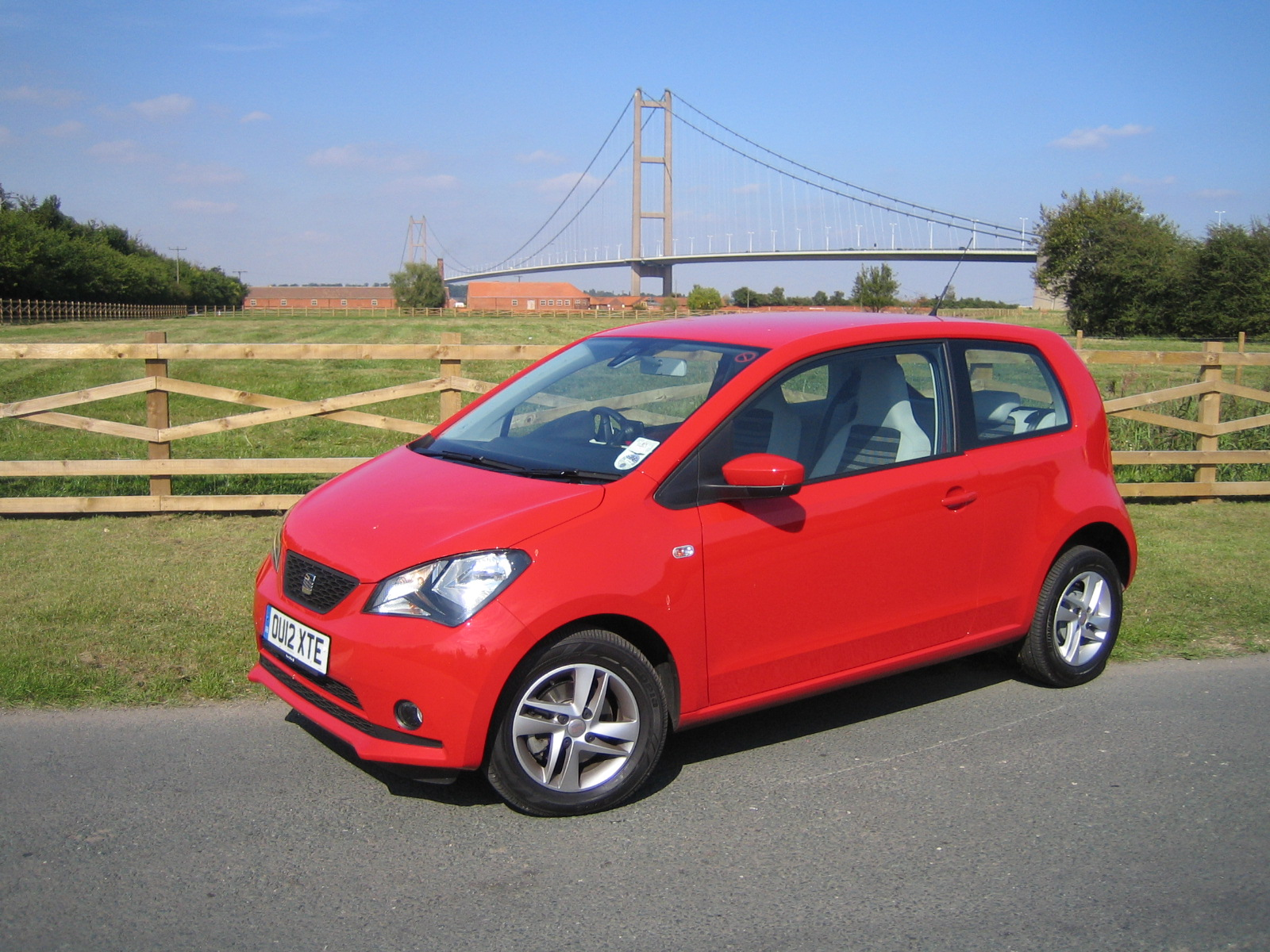 seat mii new car review from 2012 on first car. Black Bedroom Furniture Sets. Home Design Ideas