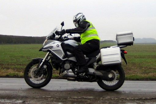 Honda Crosstourer 1200cc V4 road test