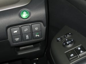 The econ button helps improve fuel economy.