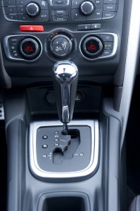 The new six-speed automatic gearbox for the Citroen DS4 HDi 160