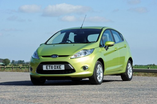Cap picks Ford Fiesta as Used Car of the Year 2012.