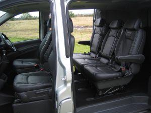 Mercedes-Benz Vito 122CDI Sport-X Compact Dualiner