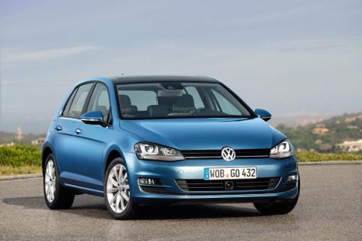 Volkswagen Golf scores well in Ncap tests.