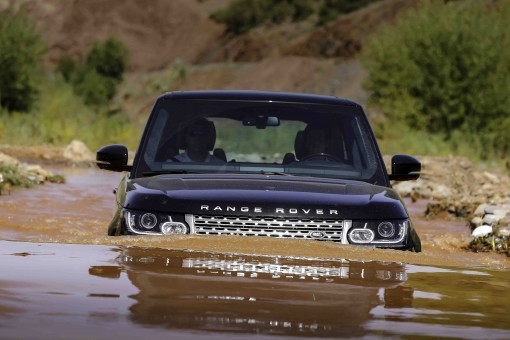 New 2013 Range Rover