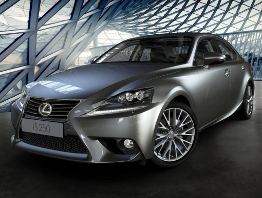 The new Lexus IS 250 will be launched in the UK in summer 2013.