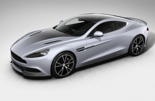 Aston Martin Vanquish Centenary Edition - if you need to ask the price . . .