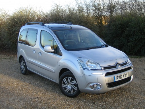 Citroen Berlingo Multispace VTR HDi 90 manual (1)