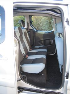 Citroen Berlingo Multispace VTR HDi 90 manual