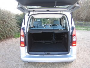 Citroen Berlingo Multispace VTR HDi 90 manual (9)