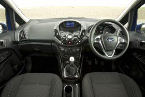 New Ford B-MAX