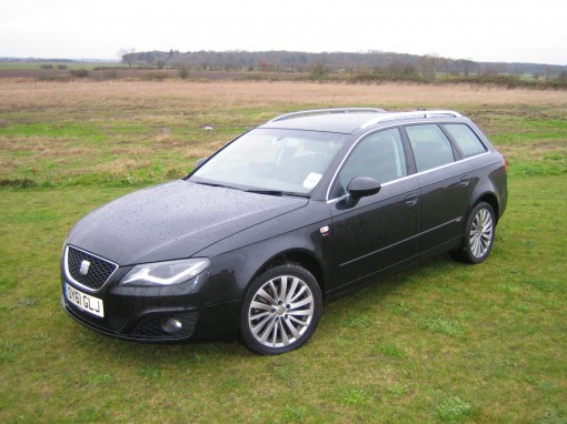 Verrassend SEAT Exeo ST review proves estate's practical virtues during road test NK-87