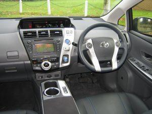 Toyota Prius + T Spirit 1.8 CVT