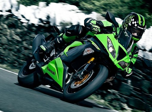 The MCN London Motorcycle Show. The Kawasaki Ninja ZX-6R