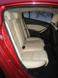 New Mazda6 road test