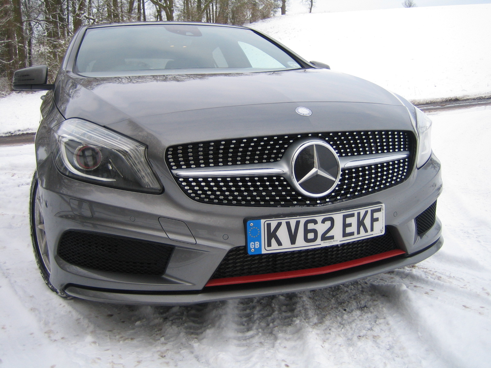 Mercedes Benz A250 Engineered By Amg 002 Wheel World Reviews