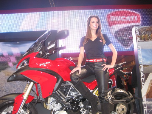 The MCN London Motorcycle Show