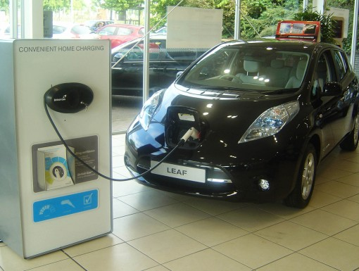 Nissan Leaf price cut
