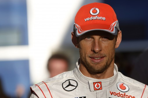 F1 McLaren Jenson Button