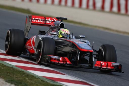 McLaren F1 Australian GP