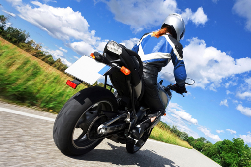 PACT: British Summer Time starts this weekend, so bikers need to stay safe on the roads.