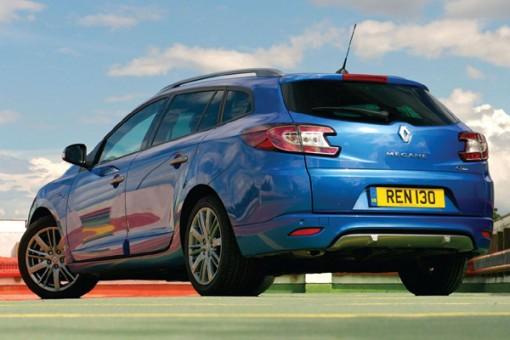 Renault Megane Spt Tourer