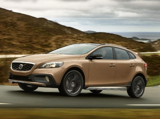 we road test volvo's v40 r-design and cross country, read our review