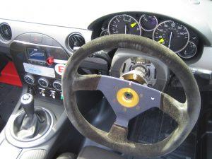 Mazda MX5 race car