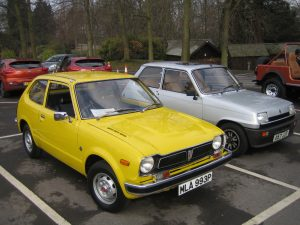 NGMW 40TH Honda Civic and Renault 5
