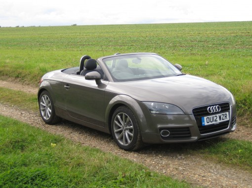 Audi TT road test proves soft top is car for all seasons