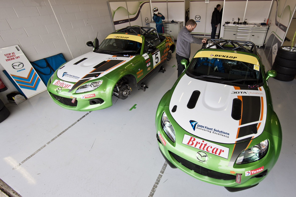 Silverstone Britcar 24-Hour - WikiVisually