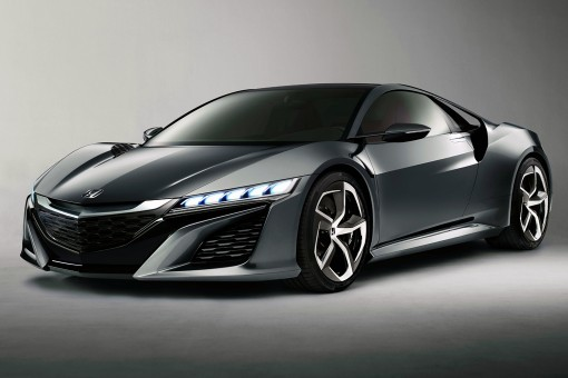 Honda to build all-new NSX supercar in Ohio