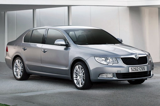 Skoda announces prices for flagship Superb model
