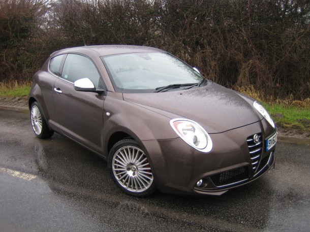 Alfa Romeo Mito 1.4 MultiAir 135 TCT road test report and review