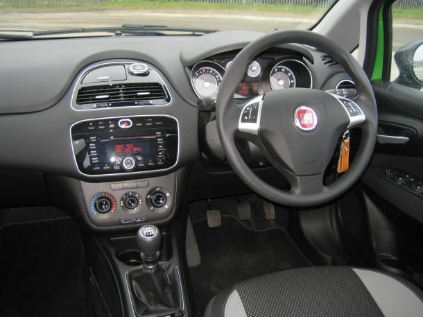 Fiat Punto 0.9 TwinAir Turbo 85hp