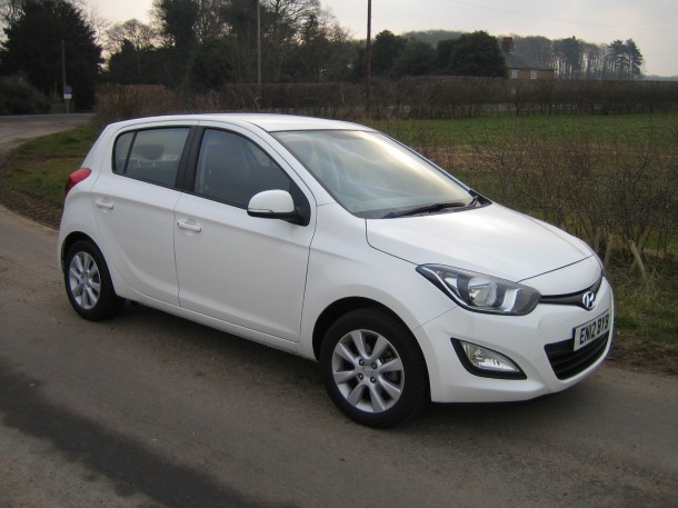 Hyundai i20 1.1 CRDi Active 5-door